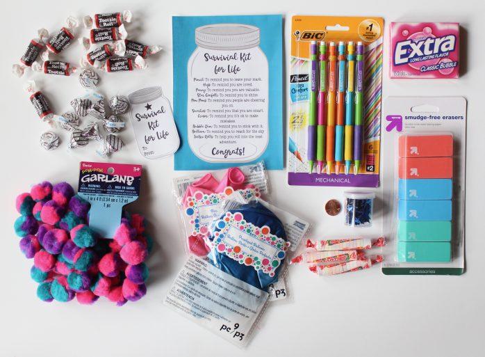 Graduation Gift Supplies