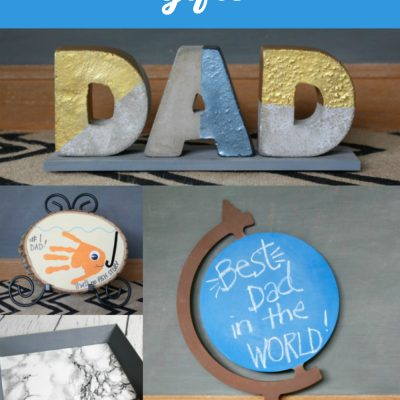 Awesome Handmade Dad's Day Gifts
