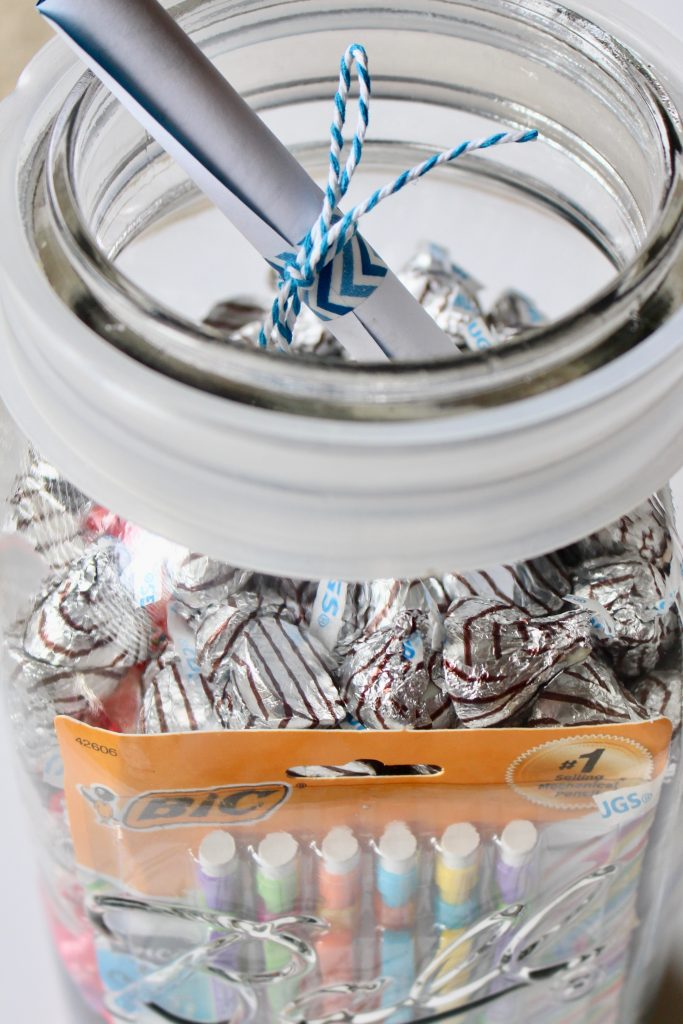 Mason Jar with Printable