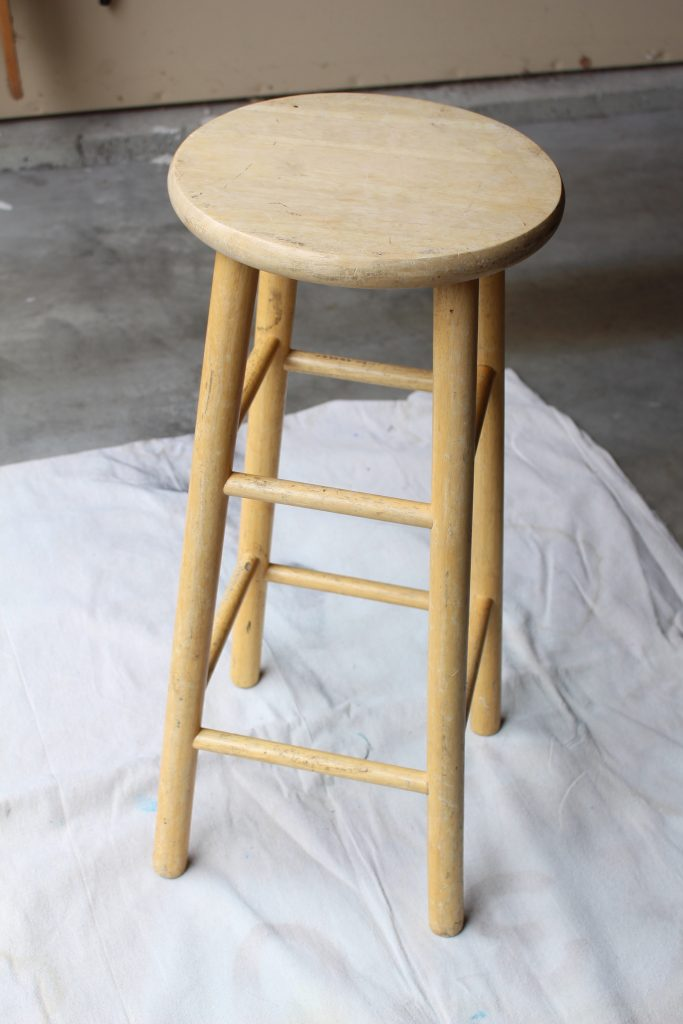Stool Before