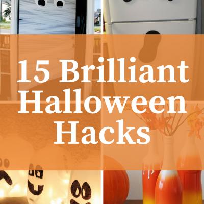 15 Brilliant Halloween Hacks