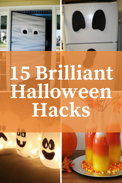 15 Brilliant Halloween Hacks