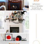 Spooky Halloween Mantels