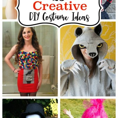 25 Creative DIY Costume Ideas