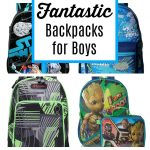 Great backpacks to buy for boys