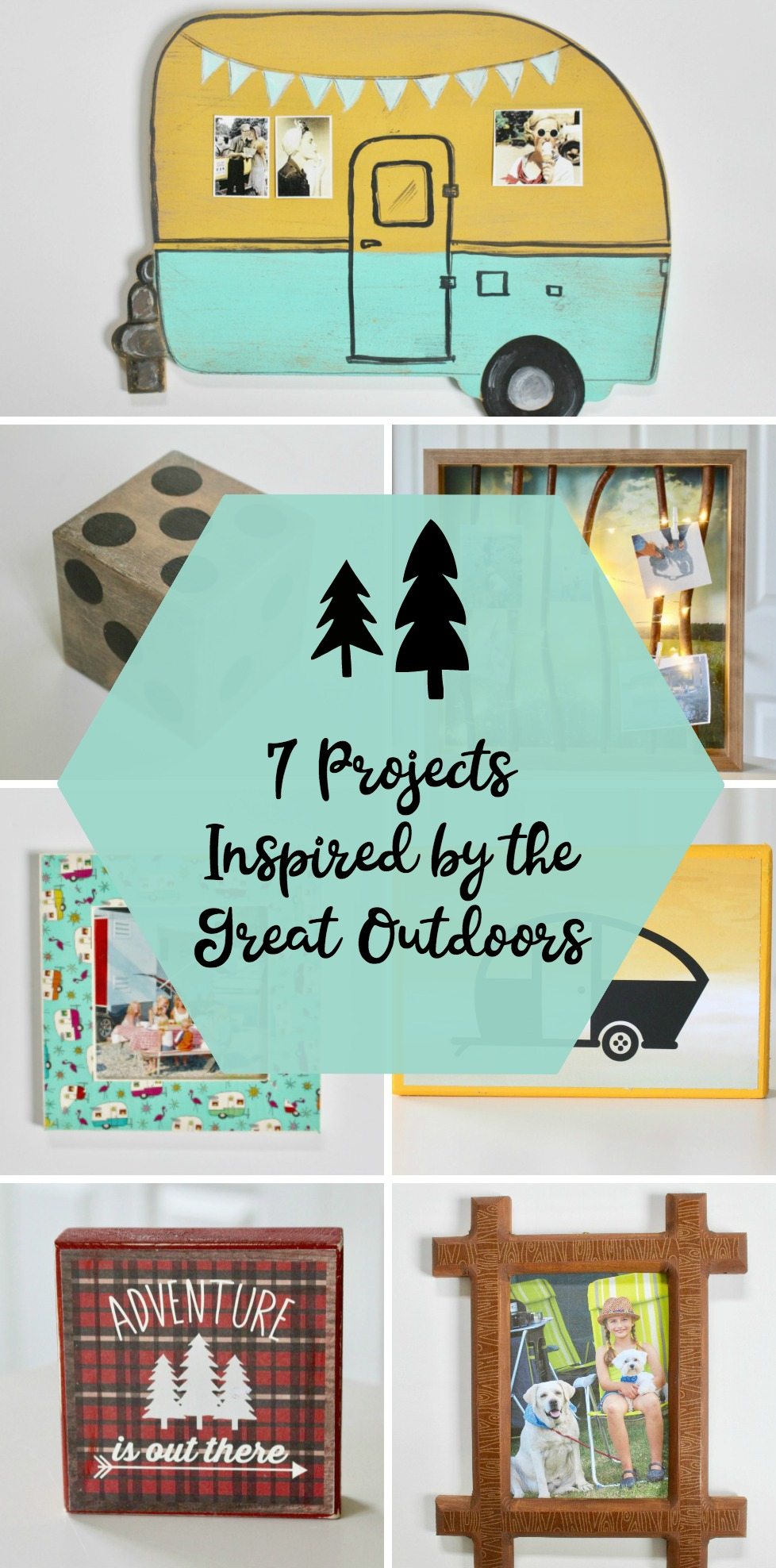 Decor Projects inspired by the Great Outdoors