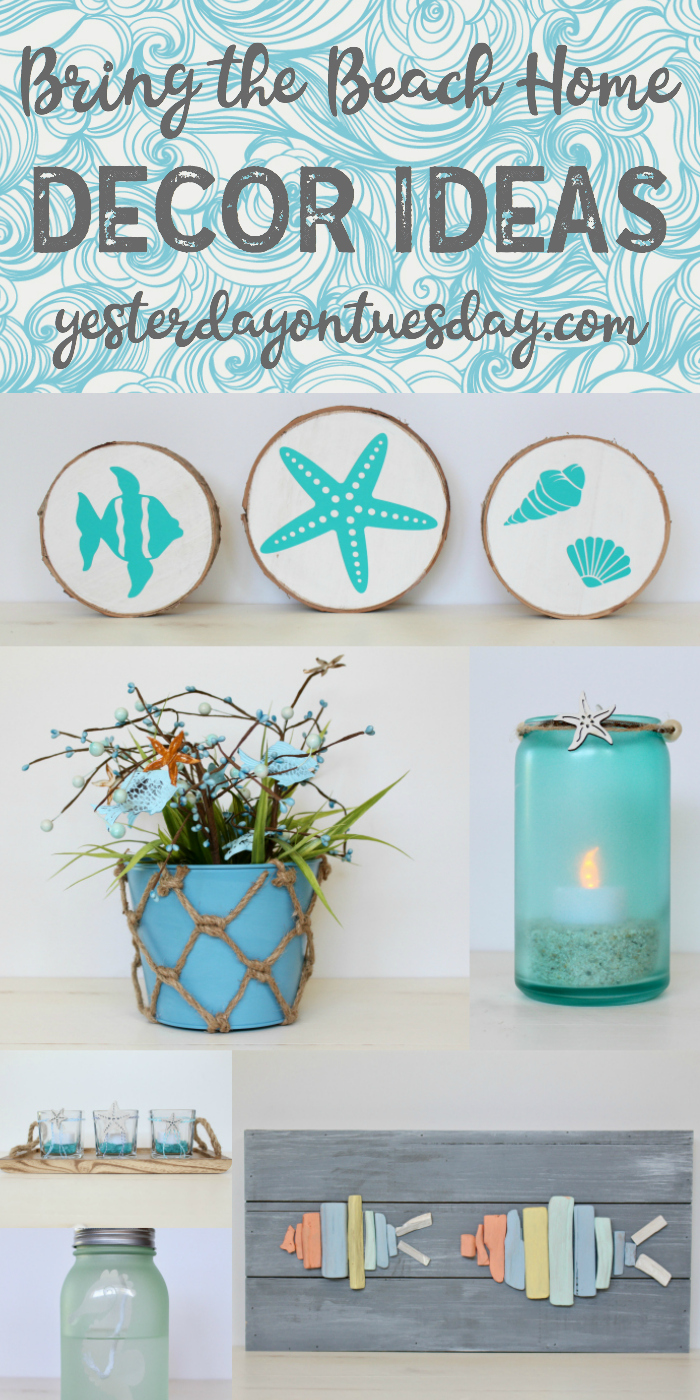 Beachy Decor Ideas