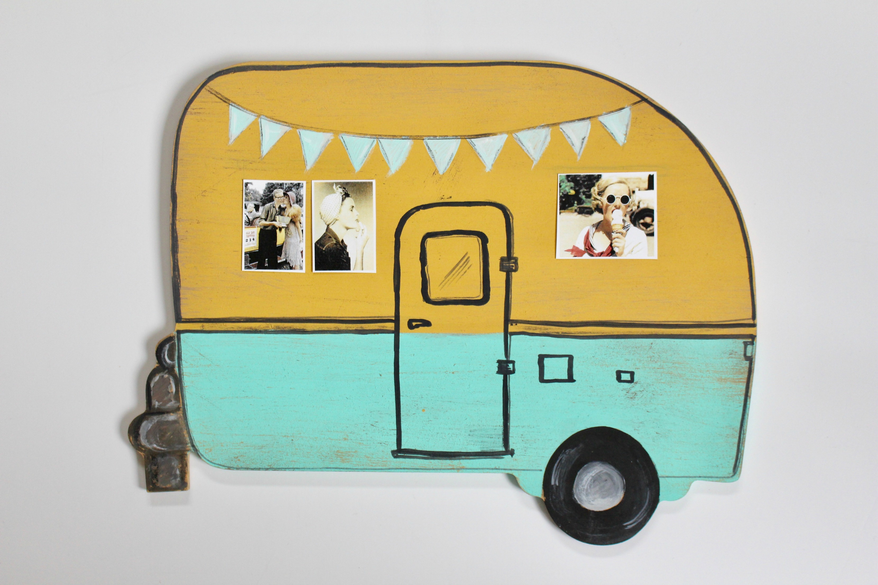 DIY Camper Decor