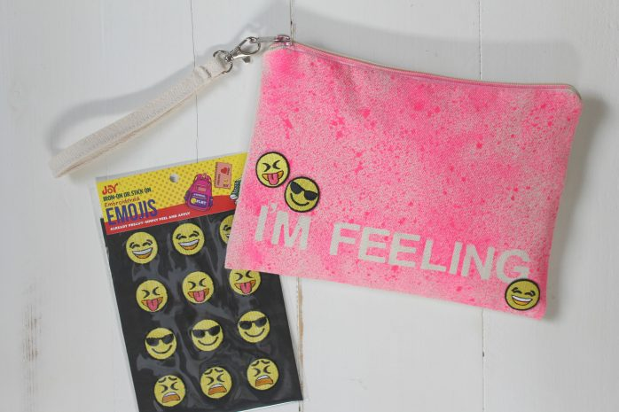 DIY Emoji Bag