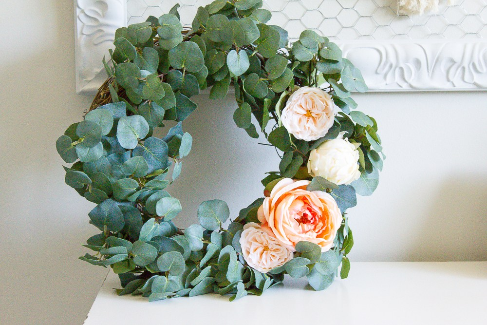 Eucalyptus Wreath from Making it in the Mountains