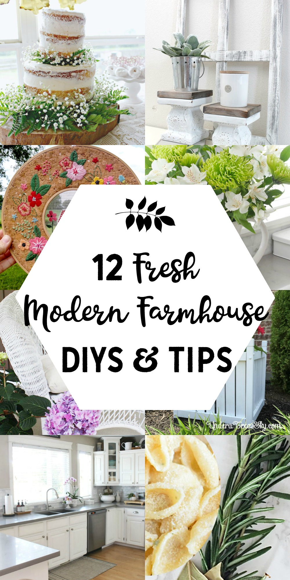 Modern Farmhouse Tips and DIYs