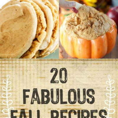 20 Fabulous Fall Recipes to Try