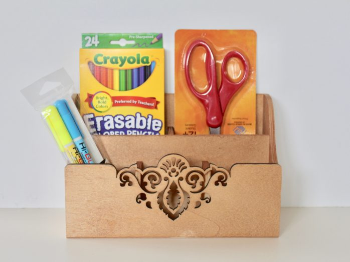 Portable Supply Organizer