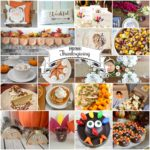 Thanksgiving crafts, decor and recipes.
