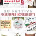 Modern Country Gifts to Give for Christmas