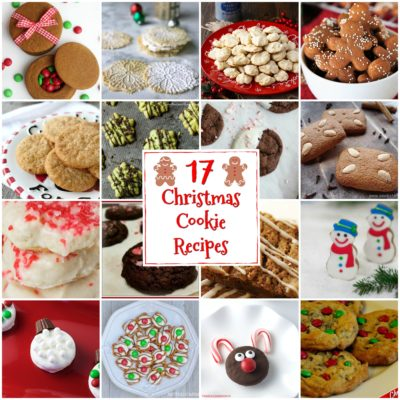 17 Holiday Cookies to Make