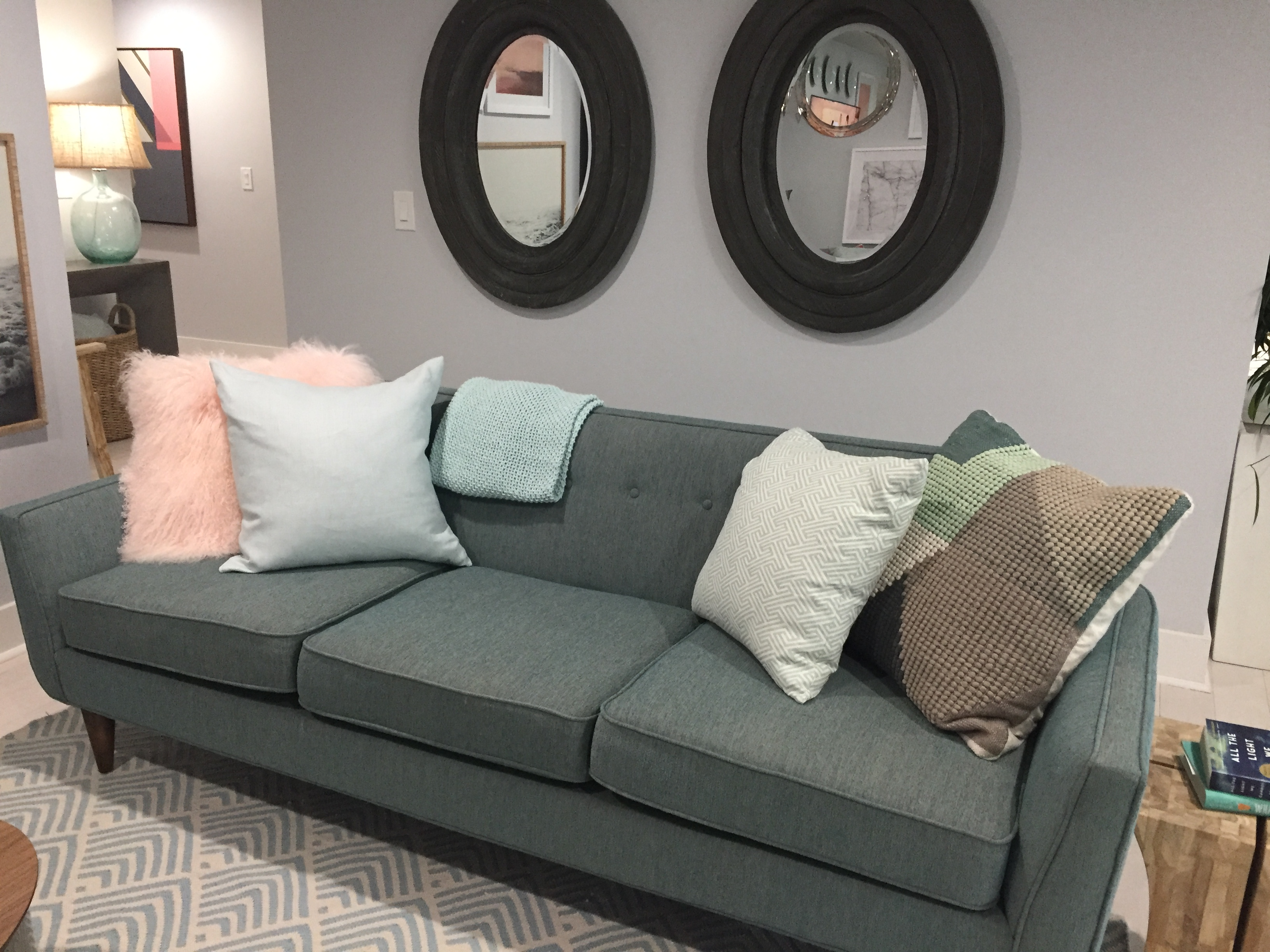HGTV Dream House Couch