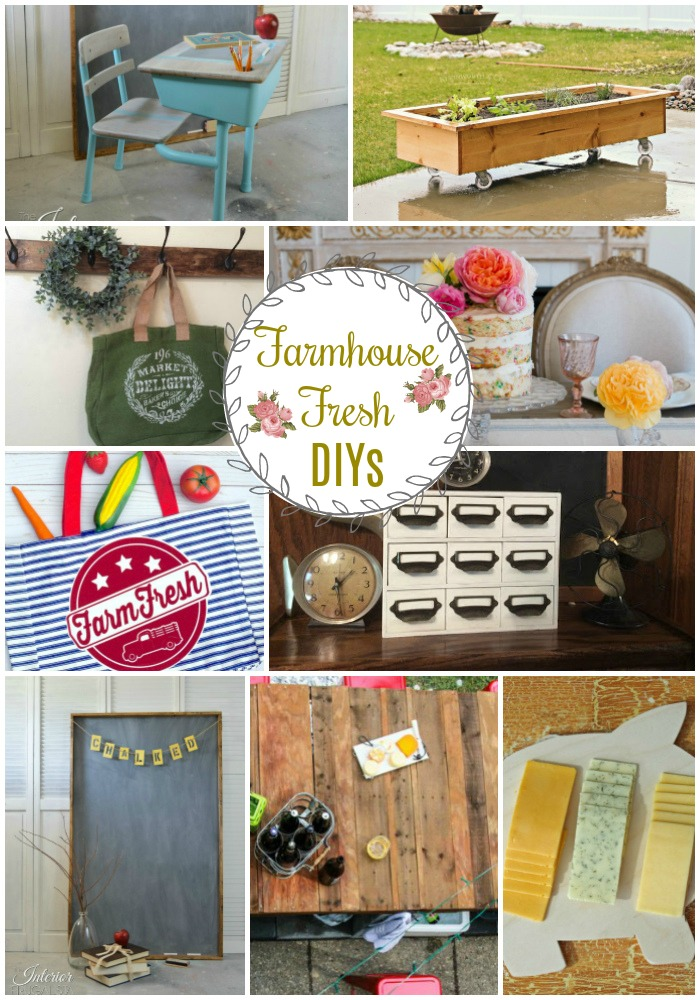 Farmhouse Fresh DIY'S