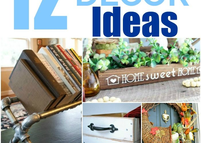 12 Budget Decor Ideas