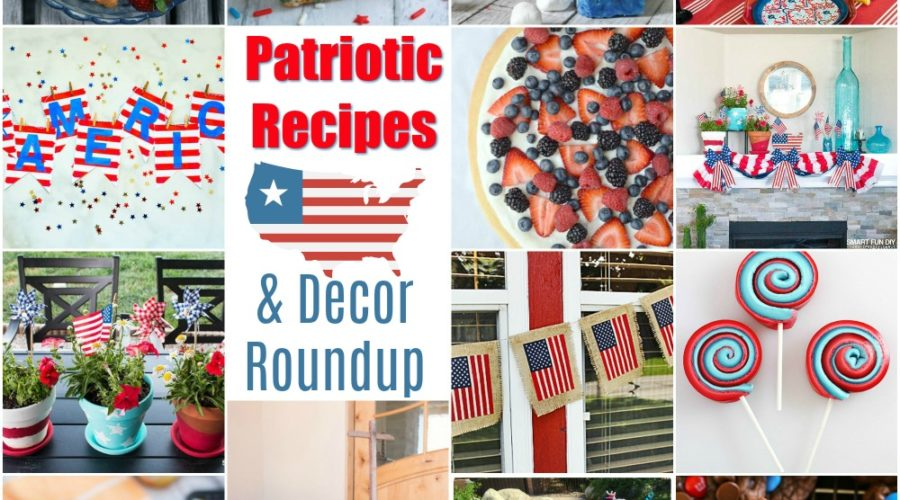 Patriotic Recipes and Decor