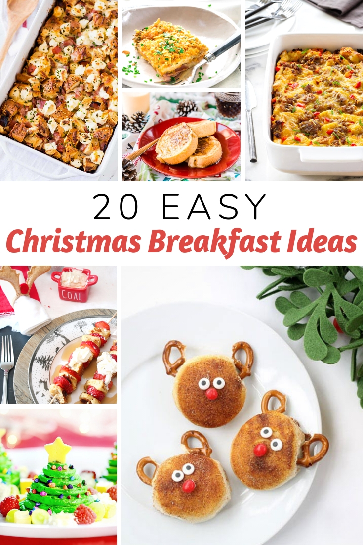 Easy Christmas Breakfast Ideas