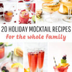 Holiday Mocktail Recipes For The Whole Family