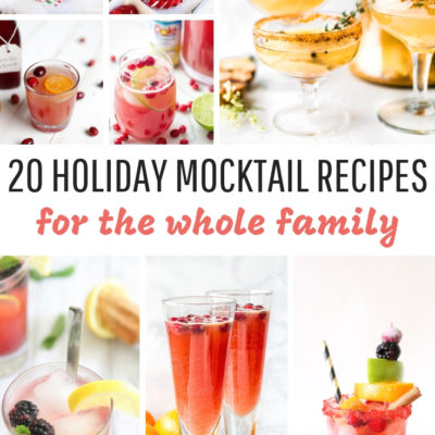 20 Holiday Mocktails for the Whole Family