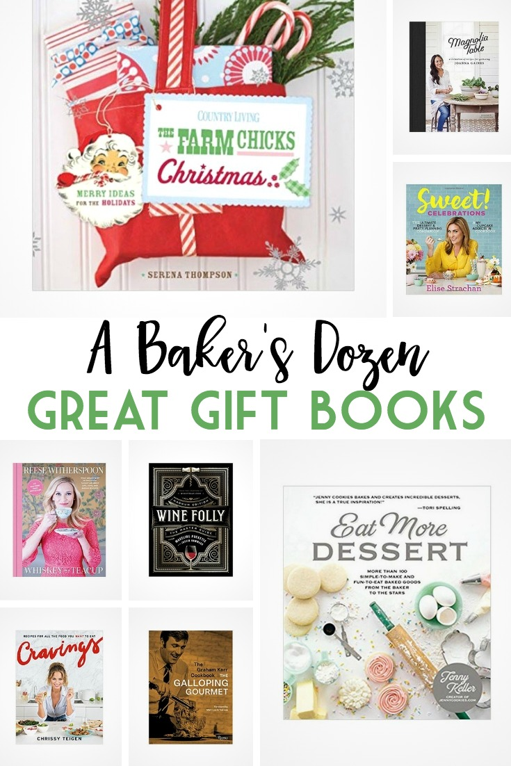 A Baker's Dozen Great Gift Books