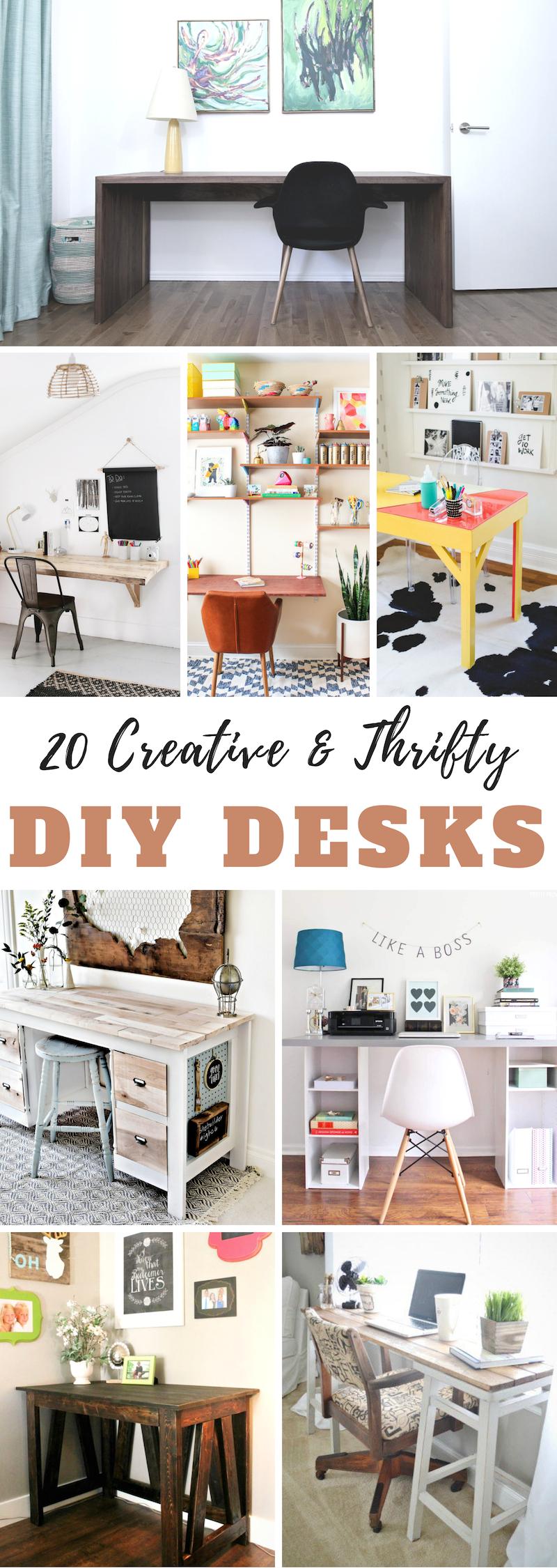DIY Desks