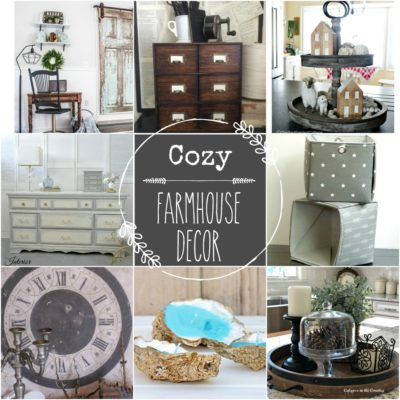 Cozy Farmhouse Decor
