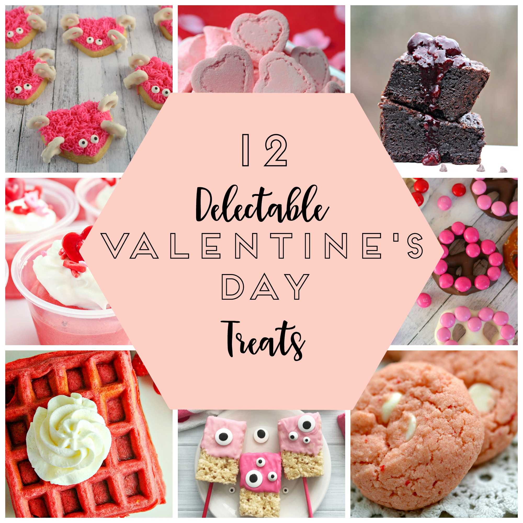 Delectable Valentine's Day Treats