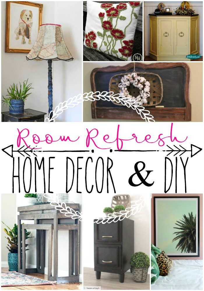 Room Refresh Home Decor and DIY