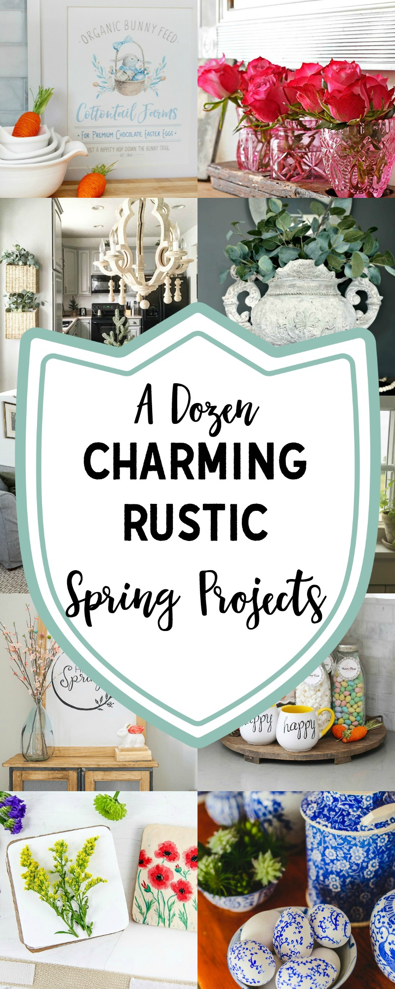 Charming Rustic Spring Project