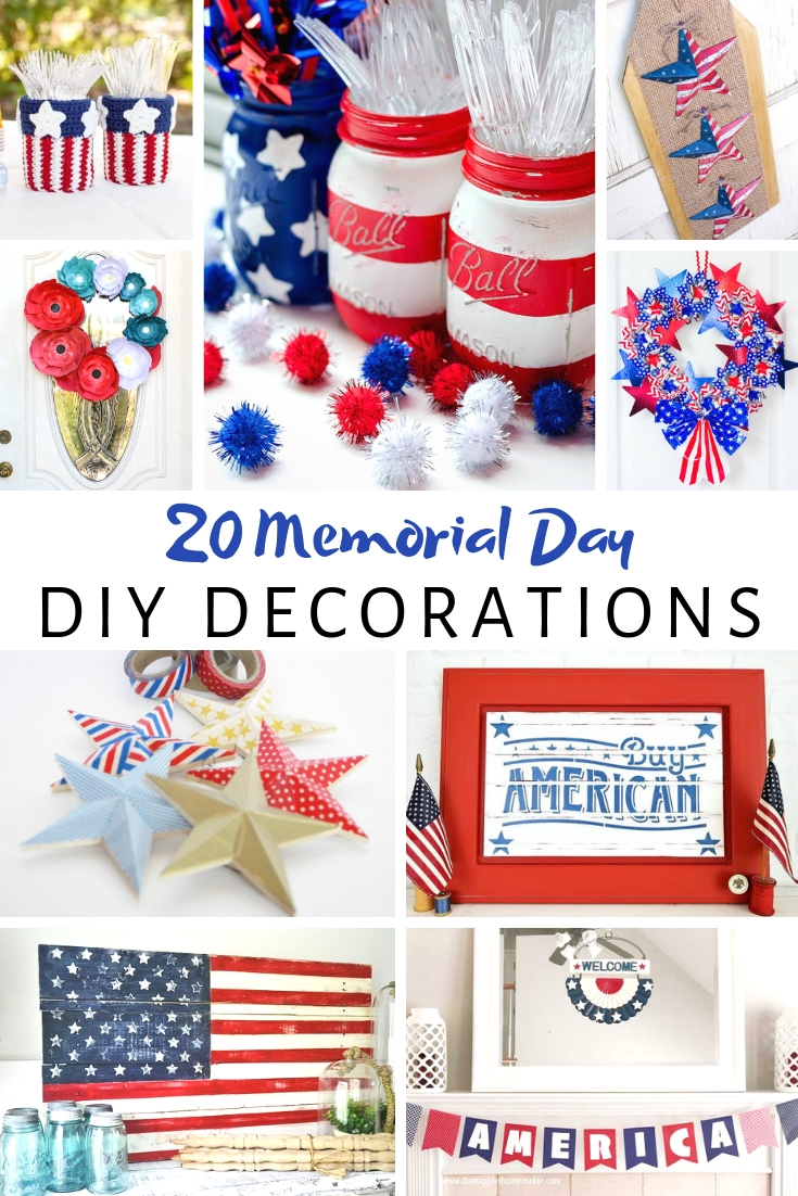 Memorial Day DIY Decorations