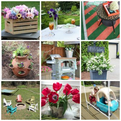 A Dozen Country Fresh Projects for Outdoors