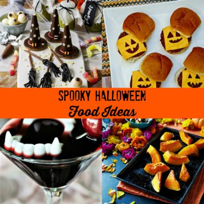 7 Spooky Halloween Food Ideas