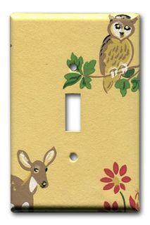 Owl&deer