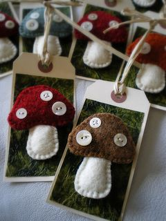 Mushroomtags
