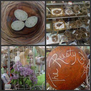 Picnik collage Rusty Bird