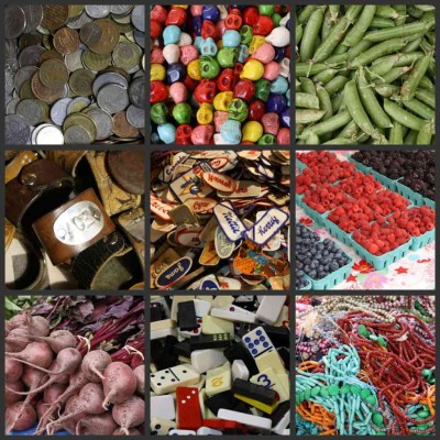 Field Trip Friday:  Fremont Sunday Street Market