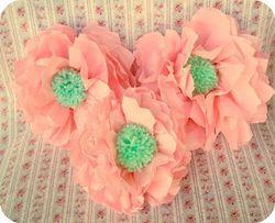 Flowersfromnapkins