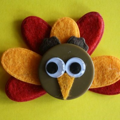 Two Quick Turkey Crafts