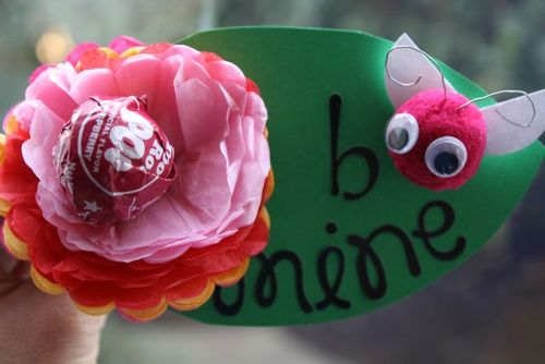 B Mine Valentines - Yesterday on Tuesday #valentines #kidsvalentines #valentinesday