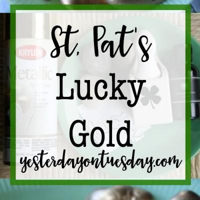 St. Pat's Lucky Gold