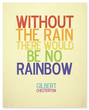 Trendspotting: Rainbows