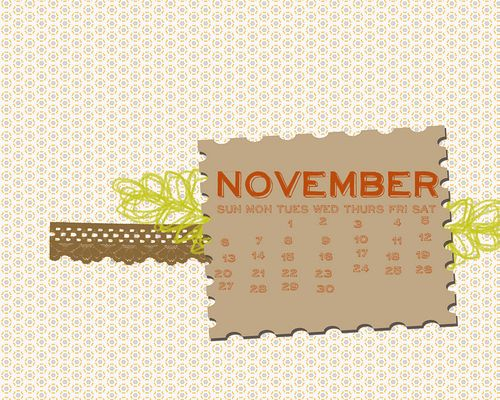 November love notes by lauryn