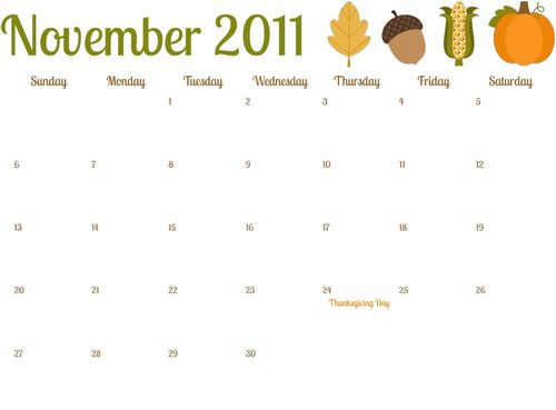 Calender Twinery