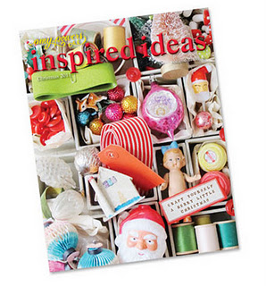 Gorgeous E-zine: Inspired Ideas