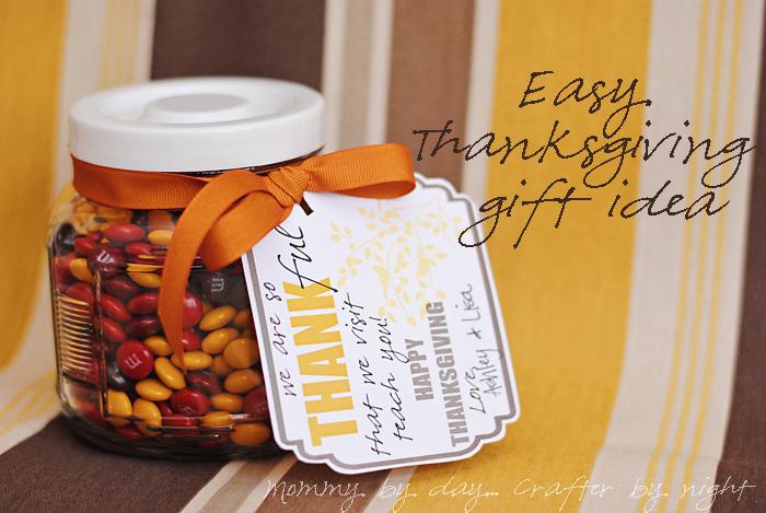 Thanksgiving Gift Idea #1