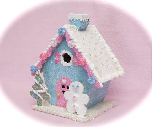 Glitter cottage